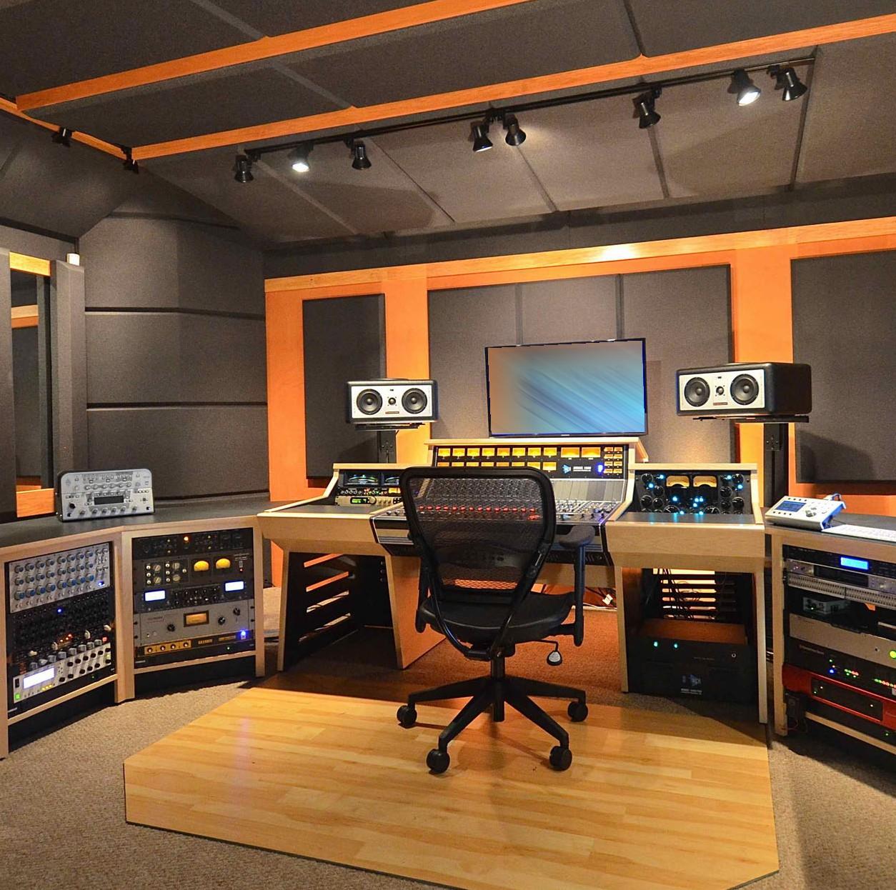 studios d'enregistrement & tournage